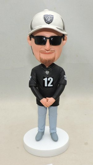 Custom Make your own sports fans bobbleheads