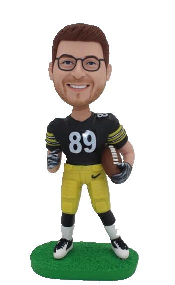 Custom Rugby Bobblehead doll