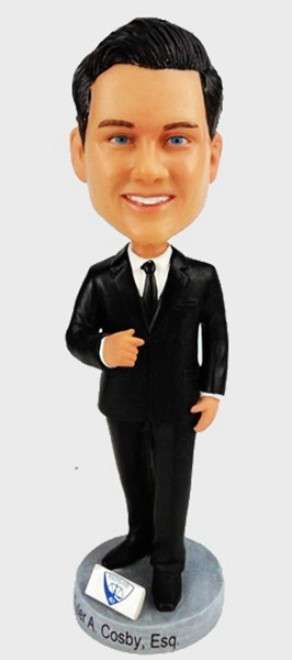 Custom Custom CEO bobble head gift