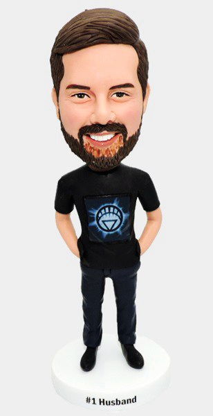 Custom Custom Bobbleheads #1 Husband
