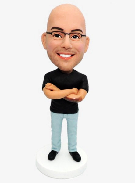 Custom Create Bobbleheads Looks Like You