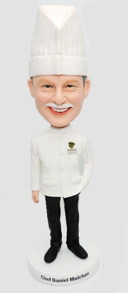 Custom Custom Chef Bobbleheads