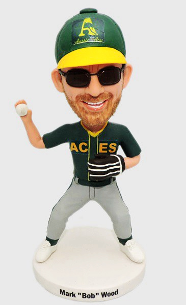 Custom Custom Baseball Player Bobblehead