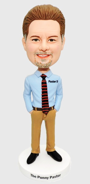 Custom Create Bobblehead For Your Boss