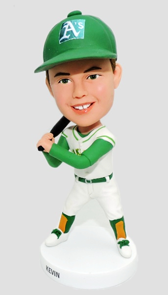 Custom Custom Kid Bobblehead Baseball Player