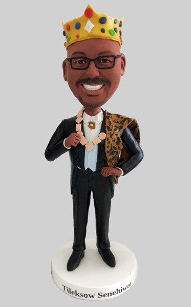 Custom Custom Bobblehead Coming to America