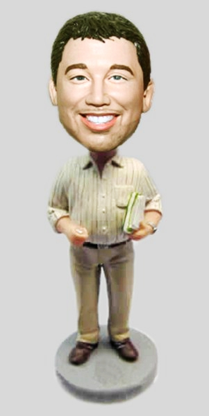 Custom Custom teacher bobbleheads