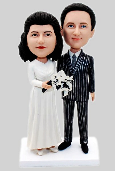 Custom Custom Your Wedding Bobblehead