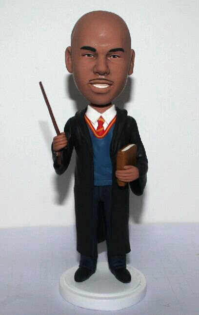 Custom Harry Potter bobbleheads
