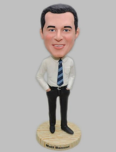 Custom Custom Bobbleheads Gift For Boss