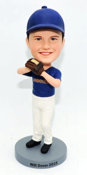Custom Custom your baseball bobbleheads