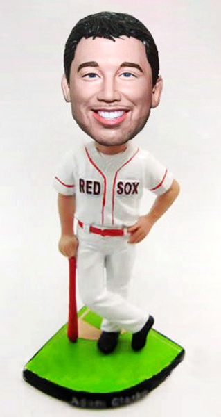 Custom Boston Red Sox Baseball bobbleheads