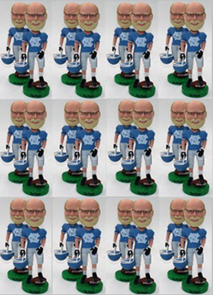 Custom Custom 50 Bobbleheads Dolls Wholesale Corporate Gifts