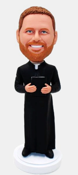 Custom Custom priest bobbleheads