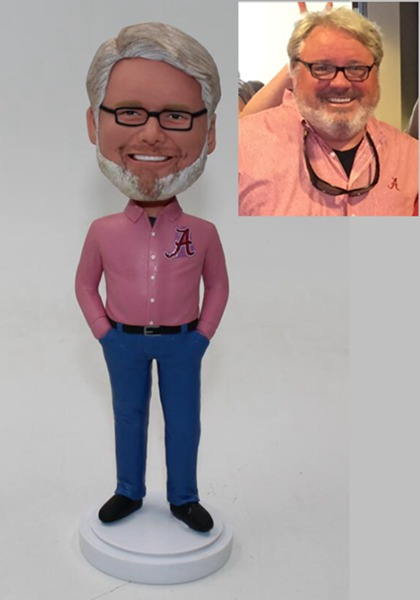 Custom Custom Bobblehead For Boss