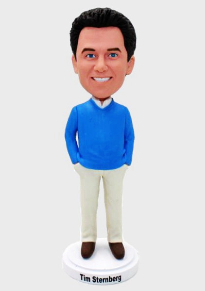 Custom Custom Business Bobbleheads