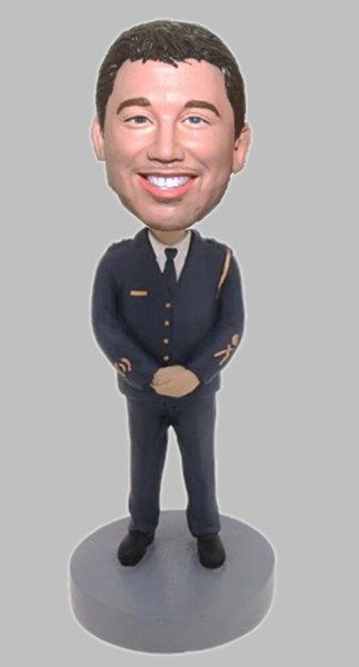 Custom Custom Police Officer Bobbleheads