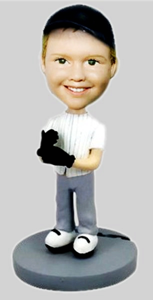 Baseball Custom Bobblehead