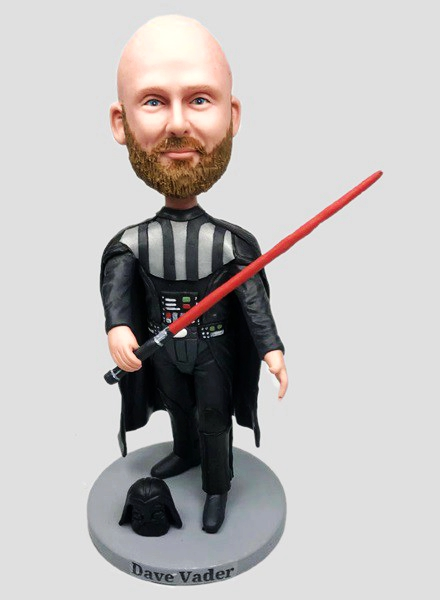 Custom Custom Star War Bobblehead -Darth Vader