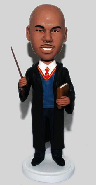 Custom Custom Harry Potter bobbleheads