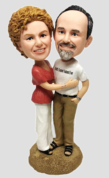 Custom Make bobbleheads for parents