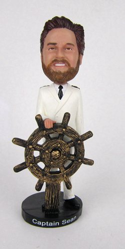 Custom Sailor bobblehead
