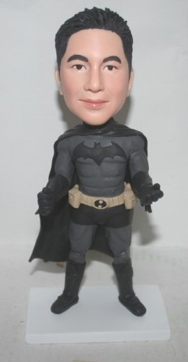 Custom Custom Batman bobbleheads