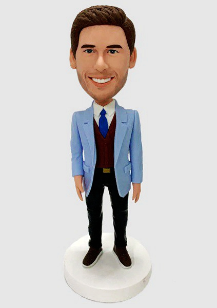 Custom Custom Executive Bobbleheads