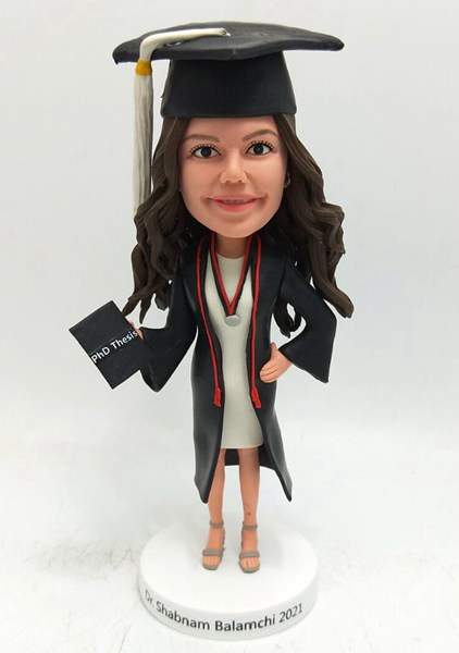 Custom Custom Your Graduation Bobblehead