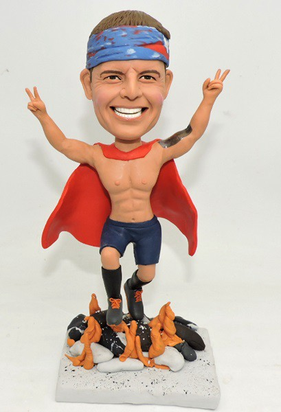 Custom Custom Bobblehead Super Man