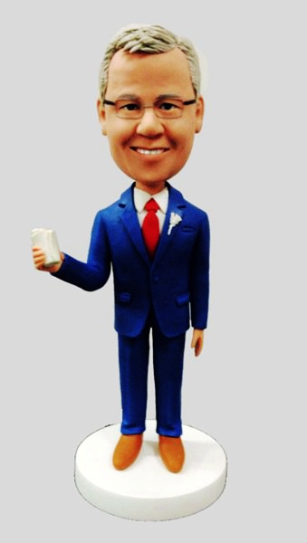 Custom Custom your basketball fans bobbleheads