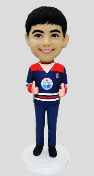 Custom Custom Casual Bobblehead Two Thumbs Up