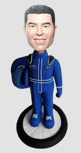 Custom Custom Spaceman bobbleheads