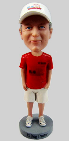 Custom Custom Bobblehead For Grandfather