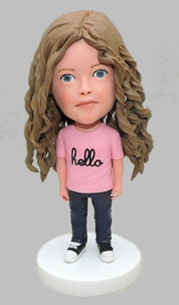 Custom Make bobblehead for Daughter