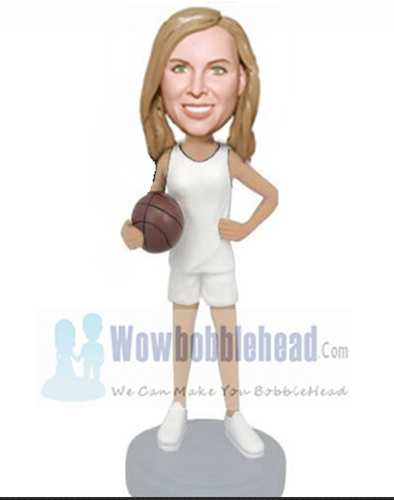 Custom Custom basketball bobbleheads