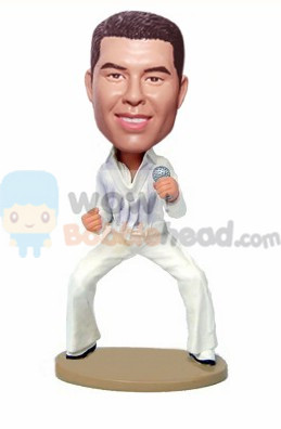 Custom Custom Elvis man bobbleheads