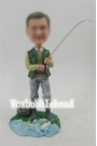 Custom Custom Fishing Bobbleheads