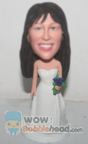 Custom Bridesmaid bobblehead 16