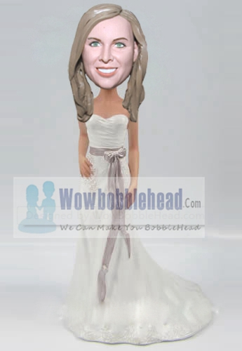 Custom Bridesmaid bobblehead 49