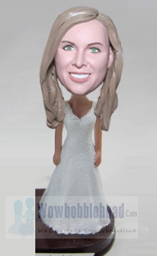 Custom Bridesmaid bobblehead 57