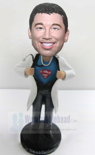 Custom Custom Super Doctor bobbleheads