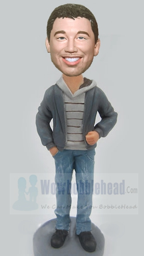 Custom Custom male bobbleheads