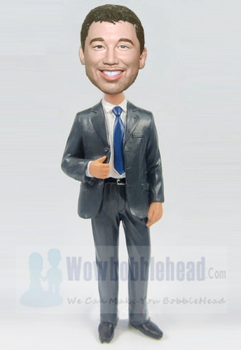 Custom Custom Boss bobbleheads