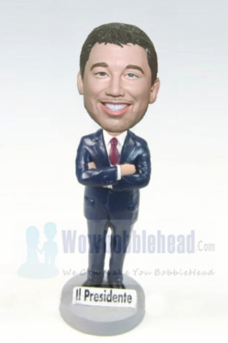 Custom Custom CEO bobblehead