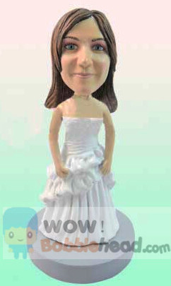 Custom Bridesmaid Custom Bobblehead