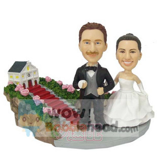 Custom Custom Wedding Cake Toppers 23