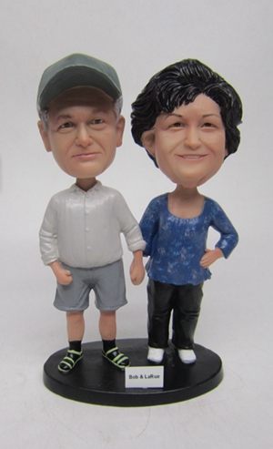 Custom Custom couple dolls anniversary gift for parents