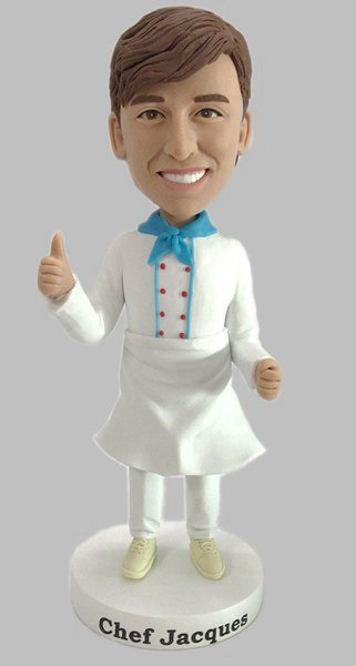 Custom Create Chef bobbleheads
